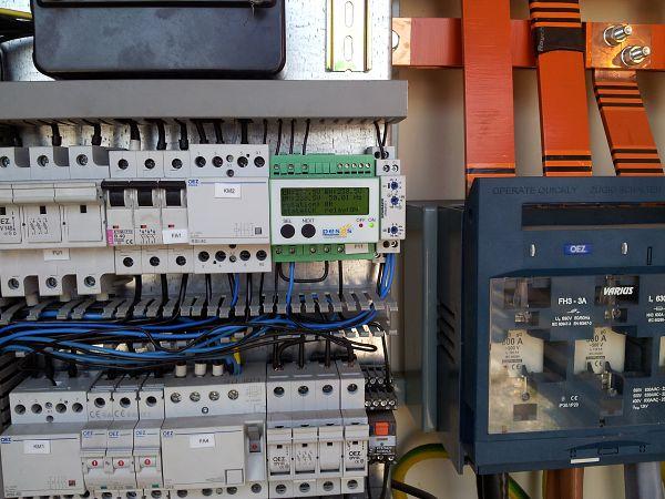 Revize elektrické instalace